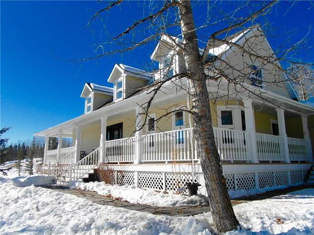 3 Williams Pl in None Bragg Creek MLS® #C4232449