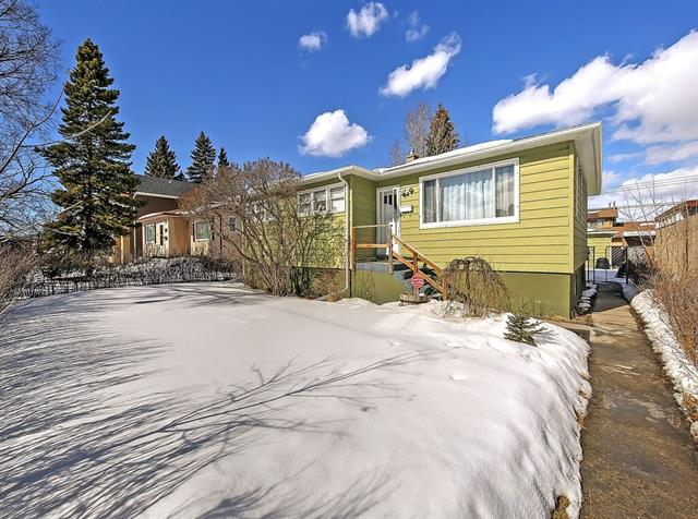 1816 20 AV Nw in Capitol Hill Calgary MLS® #C4232451