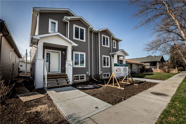 137 4th AV Se, High River, Central High River real estate, Attached Central High River homes for sale