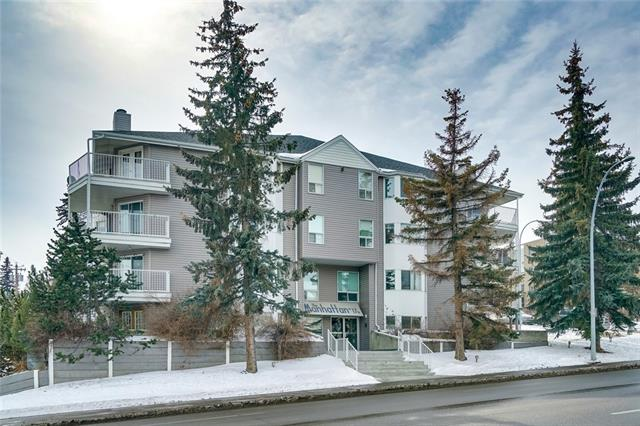 #508 1919 17 AV Sw, Calgary, Bankview real estate, Apartment Bankview homes for sale