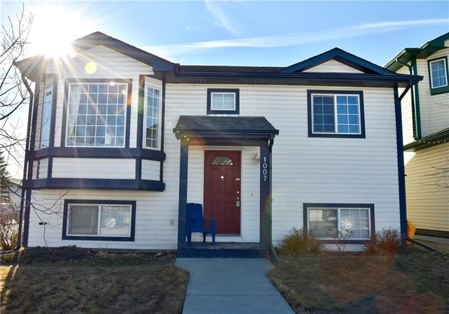 1007 Creek Springs Ri Nw in Silver Creek Airdrie MLS® #C4232589
