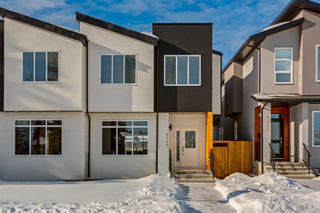 4347 72 ST Nw, Calgary, Bowness real estate, Attached Bowness homes for sale