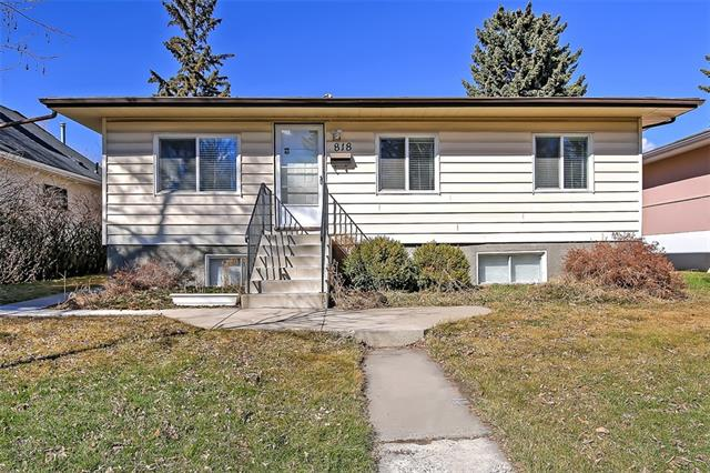 818 68 AV Sw in Kingsland Calgary MLS® #C4232636