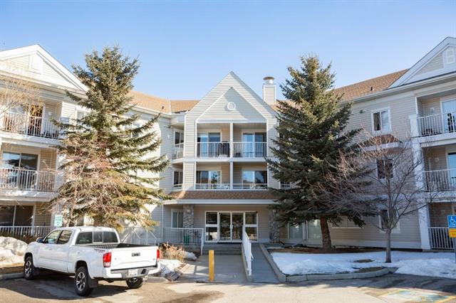 #2104 11 Chaparral Ridge DR Se, Calgary, Chaparral real estate, Apartment Chaparral Valley homes for sale