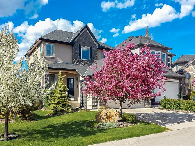 203 Evergreen Ht Sw, Calgary, Evergreen real estate, Detached Evergreen Estates homes for sale