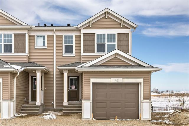 #45 1407 3rd ST Se, High River, Montrose real estate, Attached Montrose homes for sale