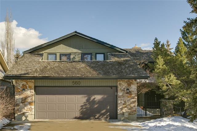 560 Coach Grove RD Sw in Coach Hill Calgary MLS® #C4233029
