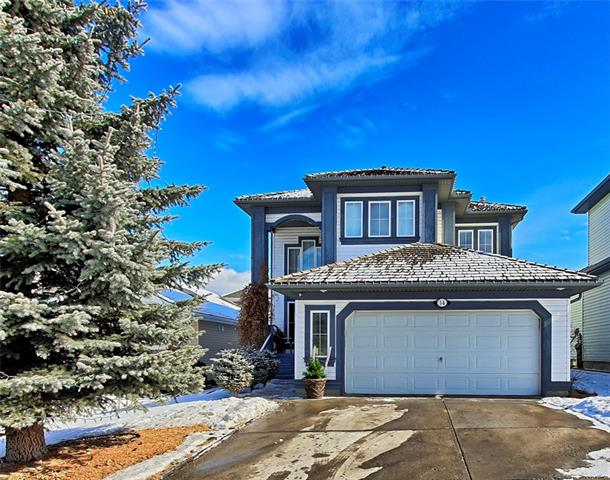 14 Valley Ponds CR Nw in Valley Ridge Calgary MLS® #C4233067