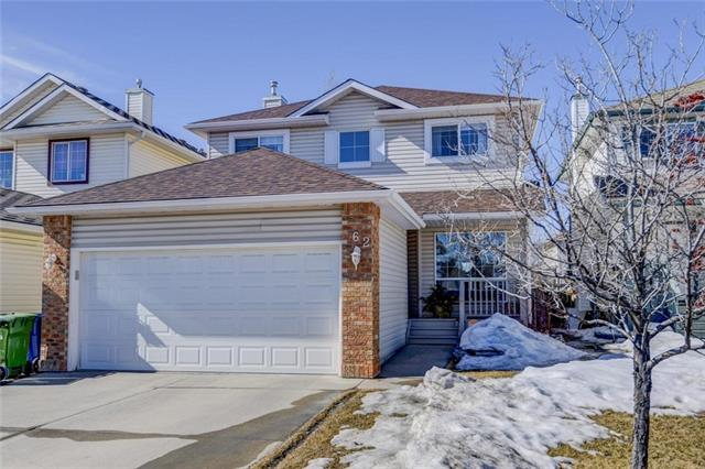 62 Coventry CR Ne in Coventry Hills Calgary MLS® #C4233070