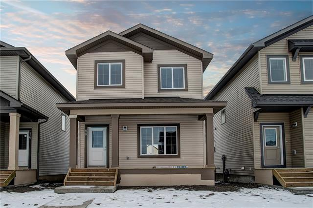 80 Reunion Lo, Airdrie, Reunion real estate, Detached Reunion homes for sale