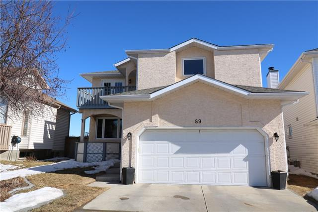 89 Scripps Ld Nw in Scenic Acres Calgary MLS® #C4233118