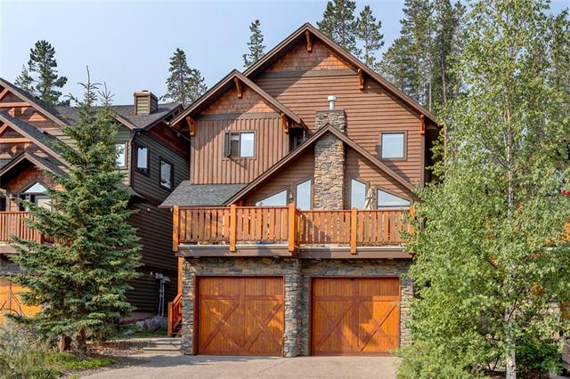Three Sisters Real Estate, Detached, Canmore real estate, homes