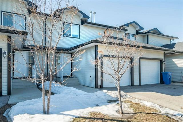 #10 12 Silver Creek Bv Nw, Airdrie, Silver Creek real estate, Attached Silver Creek homes for sale