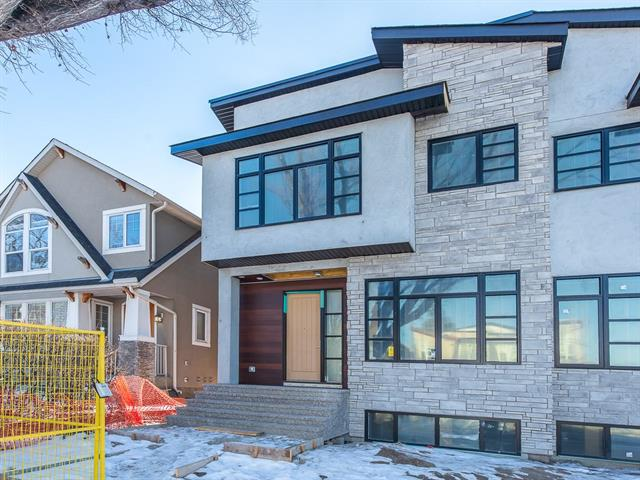 902 35 ST Nw, Calgary, Parkdale real estate, Attached Alpine Valley Estates homes for sale