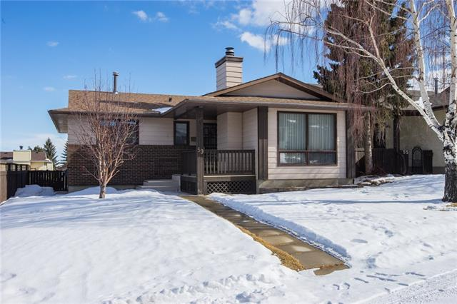 MLS® #C4233173 59 Bearberry BA Nw T3K 4E6 Calgary