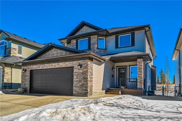 56 Crystal Green Wy, Okotoks, Crystal Green real estate, Detached Crystal Green homes for sale