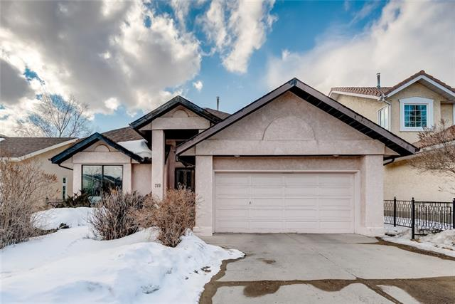 219 Hawkwood DR Nw, Calgary, Hawkwood real estate, Detached Hawks Landing homes for sale