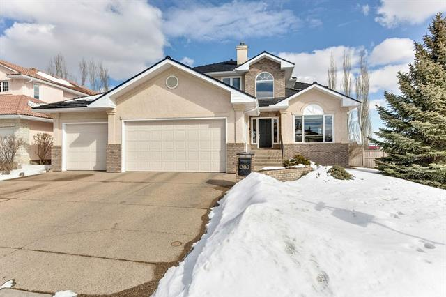 303 Candle PL Sw, Calgary, Canyon Meadows real estate, Detached Canyon Meadows Estates homes for sale