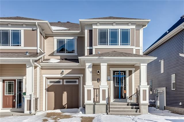 #337 Hillcrest Sq Sw, Airdrie, Hillcrest real estate, Attached Hillcrest homes for sale