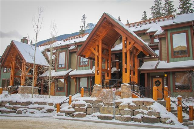 Three Sisters Real Estate, Attached, Canmore real estate, homes