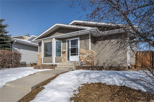 128 Millbank DR Sw, Calgary, Millrise real estate, Detached Alpine Valley Estates homes for sale