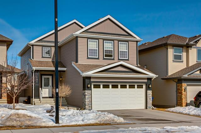 191 Morningside Ci Sw in Morningside Airdrie MLS® #C4233588