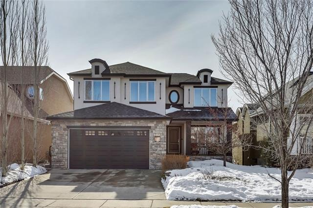 225 Tuscany Estates Ri Nw in Tuscany Calgary MLS® #C4233630