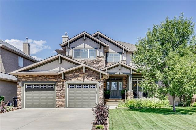 82 Evercreek Bluffs RD Sw, Calgary, Evergreen real estate, Detached Evergreen Estates homes for sale