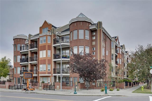 #418 838 19 AV Sw, Calgary, Lower Mount Royal real estate, Apartment Lower Mount Royal homes for sale