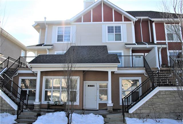 130 West Springs RD Sw, Calgary, West Springs real estate, Attached Wentworth homes for sale