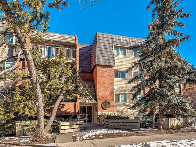 #404 222 5 AV Ne, Calgary, Crescent Heights real estate, Apartment Crescent Heights homes for sale