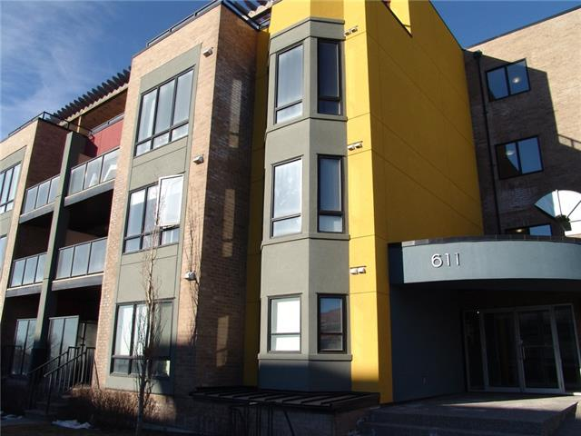 #101 611 Edmonton Tr Ne, Calgary, Crescent Heights real estate, Apartment Crescent Heights homes for sale
