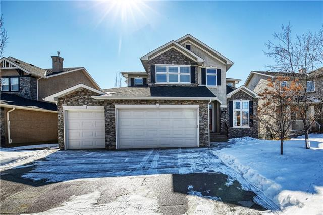 198 Crystal Shores Dr in Crystal Shores Okotoks MLS® #C4233792