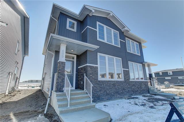 699 Redstone DR Ne in Redstone Calgary MLS® #C4233794