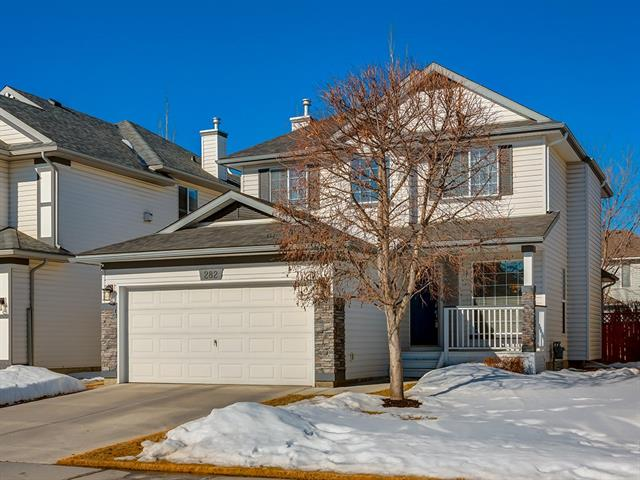 282 Chaparral Co Se, Calgary, Chaparral real estate, Detached Chaparral Valley homes for sale
