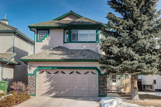 283 Valley Brook Ci Nw in Valley Ridge Calgary MLS® #C4233951