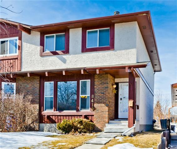 8419 Centre ST Nw, Calgary, Beddington Heights real estate, Attached Beddington Heights homes for sale