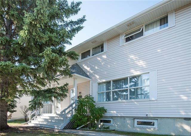 631 Merrill DR Ne, Calgary, Winston Heights/Mountview real estate, Attached Winston Heights/Mountview homes for sale