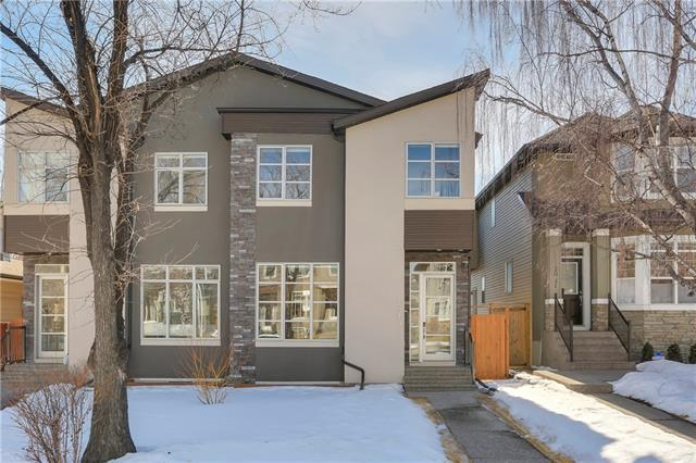 2019 41 AV Sw, Calgary, Altadore real estate, Attached River Park homes for sale