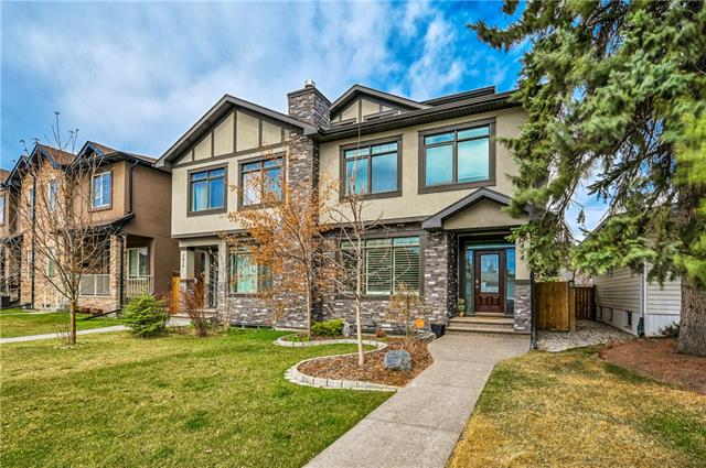 2414 1 AV Nw, Calgary, West Hillhurst real estate, Attached West Hillhurst homes for sale