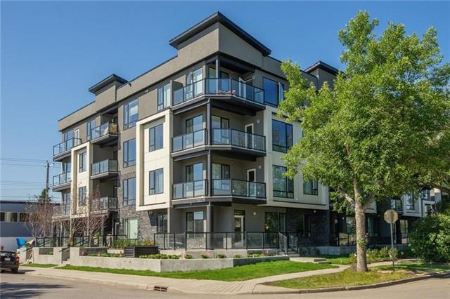 #402 605 17 AV Nw, Calgary, Mount Pleasant real estate, Apartment Mount Pleasant homes for sale