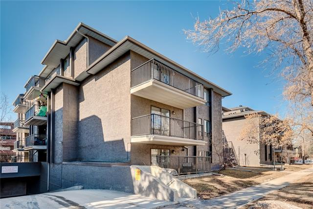 #402 819 4a ST Ne, Calgary, Renfrew real estate, Apartment Regal Terrace homes for sale