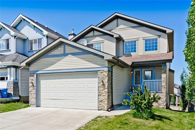 218 Panatella Bv Nw in Panorama Hills Calgary MLS® #C4235361