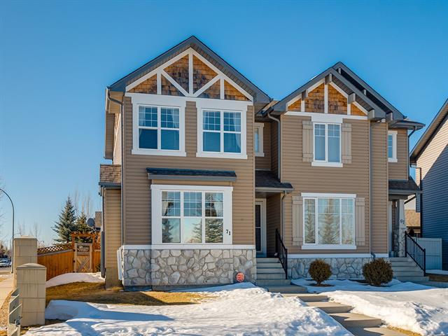 71 Eversyde He Sw, Calgary, Evergreen real estate, Attached Evergreen homes for sale