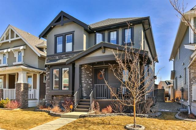 314 Cooperstown Cm Sw, Airdrie, Coopers Crossing real estate, Detached Airdrie homes for sale