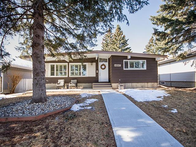 4847 Vienna DR Nw, Calgary, Varsity real estate, Detached Varsity Acres homes for sale