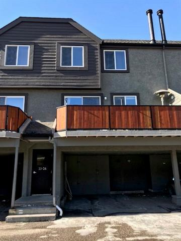 #23 1119 Railway Av, Canmore, Town Centre_Canmore real estate, Attached Canmore homes for sale