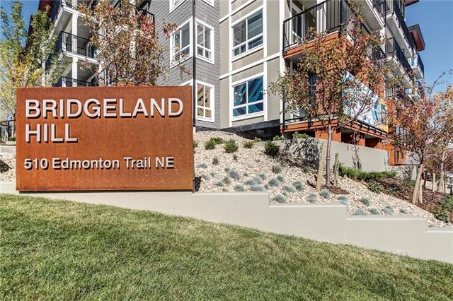 #328 510 Edmonton Tr Ne, Calgary, Bridgeland/Riverside real estate, Apartment Bridgeland/Riverside homes for sale