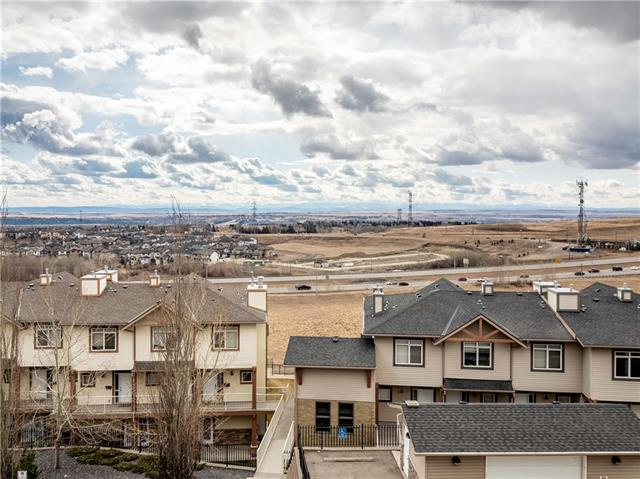 #6 124 Rockyledge Vw Nw, Calgary, Rocky Ridge real estate, Attached Rocky Ridge homes for sale