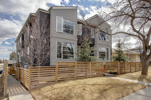 #1 2816 34 ST Sw, Calgary, Killarney/Glengarry real estate, Attached Glengarry homes for sale